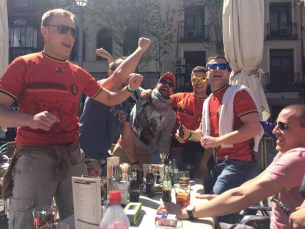 Madrid Stag Packages