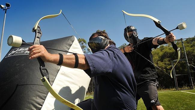 Barcelona Archery Tag
