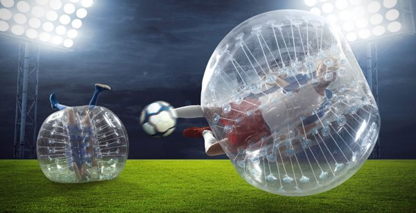 Bubble Football Madrid