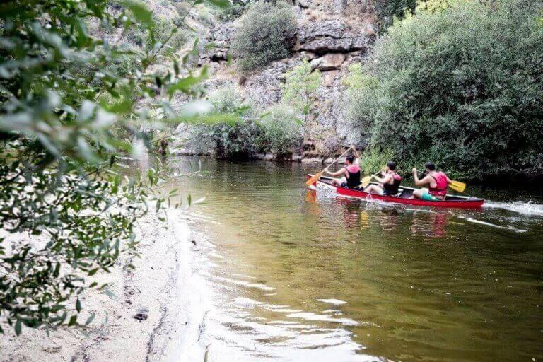 Madrid water sports