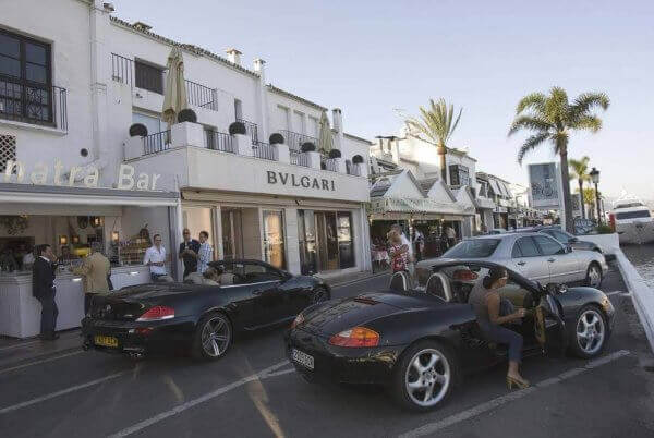 What to do in Puerto Banus