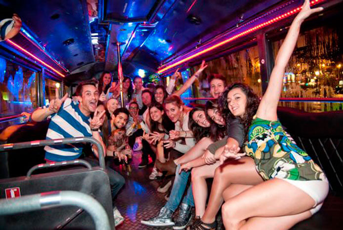 Barcelona Discobus