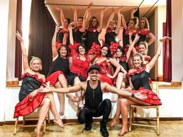 Lezione di flamenco