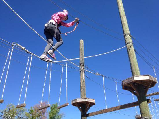 Albufeira High Ropes