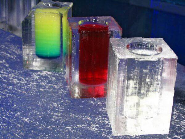 Ice Bar Barcellona