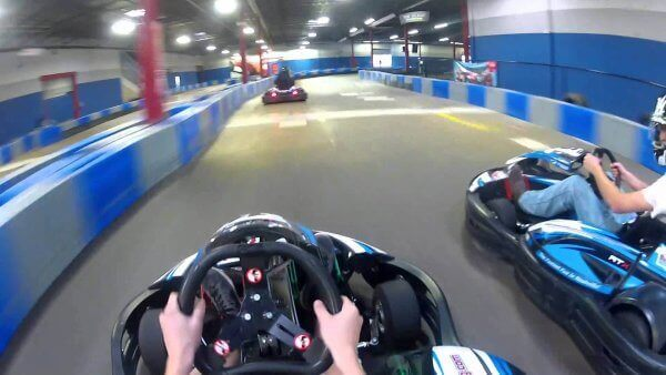 Madrid Indoor Go Karting