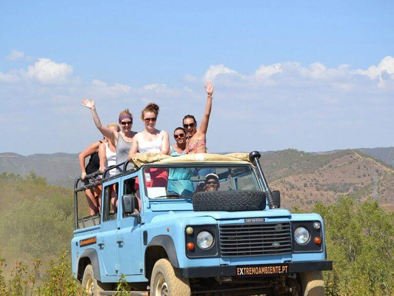 Lisbon Jeep Safari