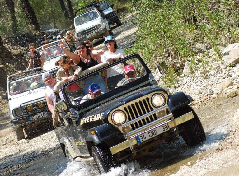 Algarve Jeep Safari