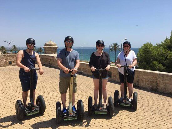 Segway Tour of Palma