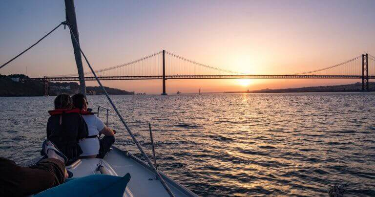 Sunset Lisbon Cruise