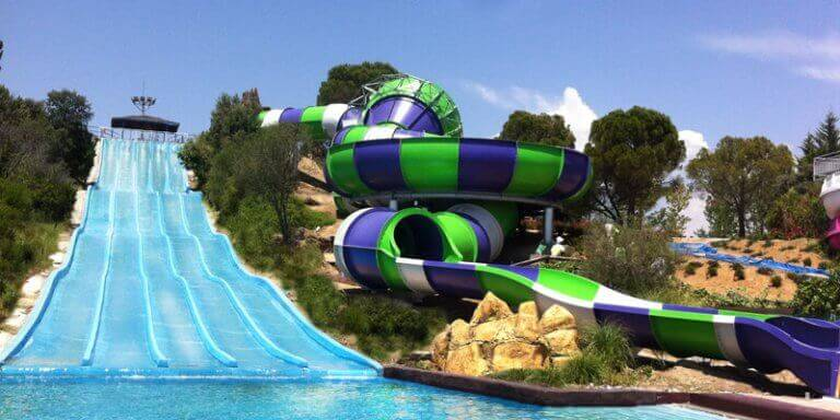 Madrid Water Park