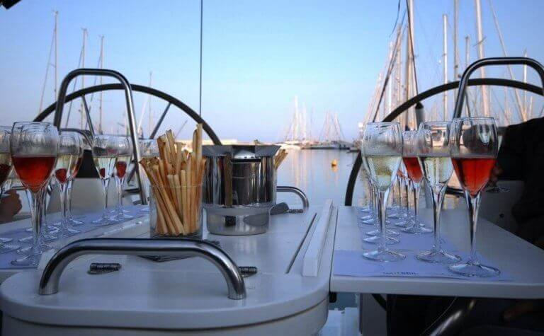 Wine Tasting by Boat