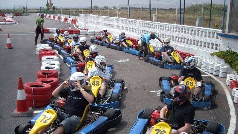Valencia Go Karting