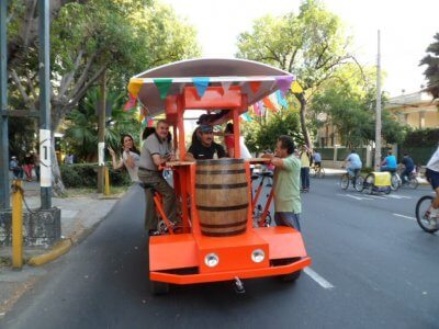 Seville Beer Bike