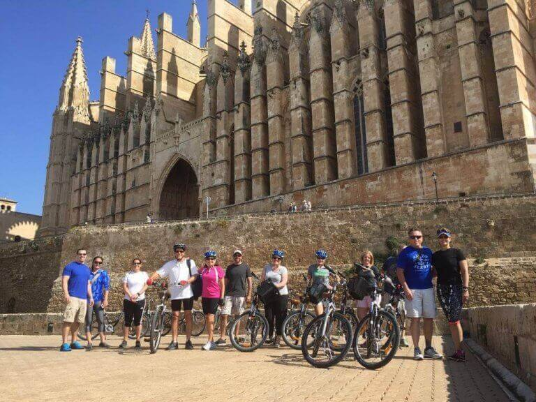 Bike Tour of Posh Palma