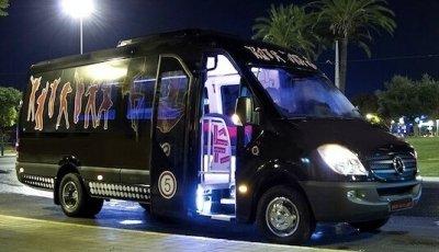 Disco bus Barcelona