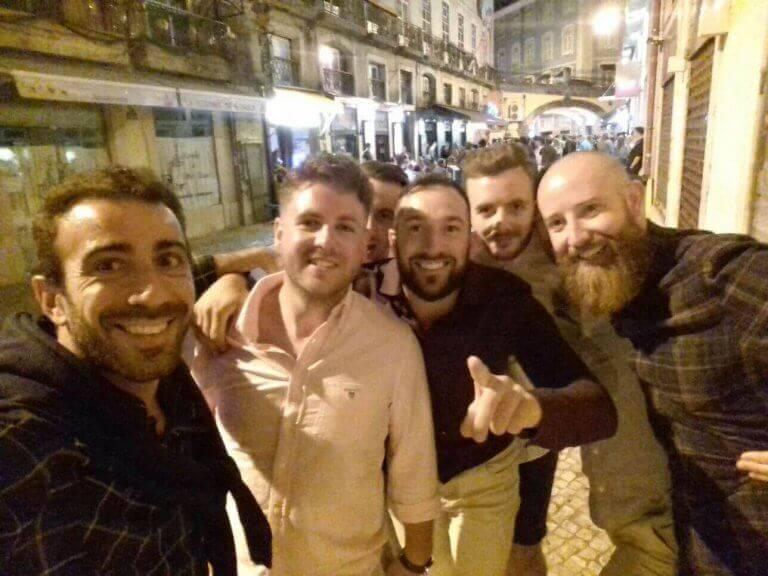 Porto Bar Crawl
