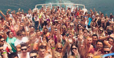 Benalmadena Boat Party
