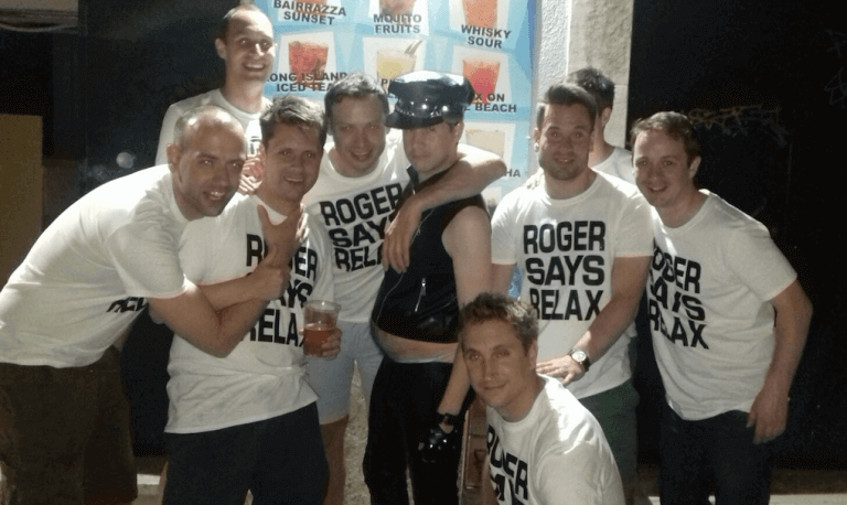 Albufeira stag night