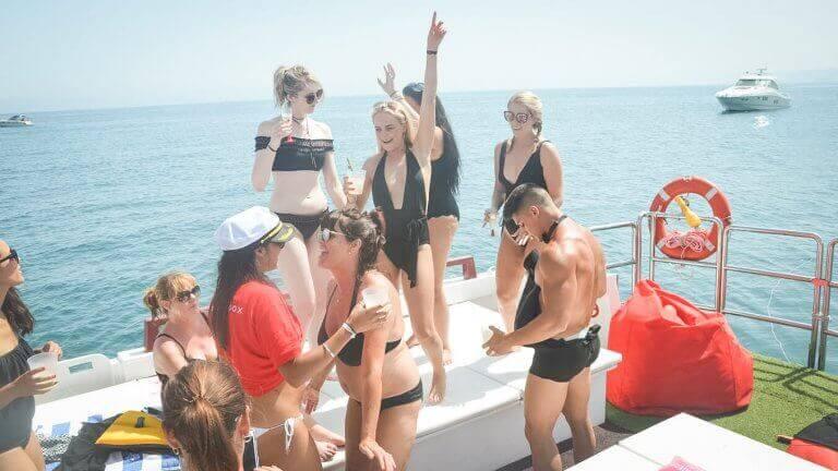 Ibiza Hen Weekend