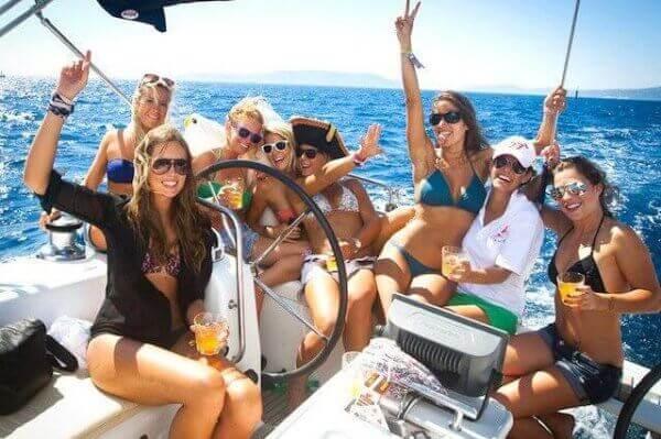 Algarve Booze Cruise