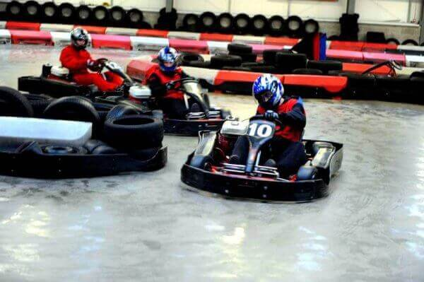 Indoor Go Karting Barcelona