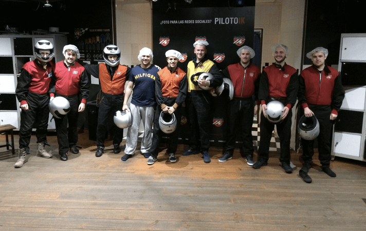 Valencia Indoor Go Karting