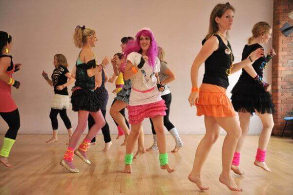 Lisbon Dance Classes for Hens