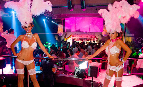 Valencia Clubbing Bookings
