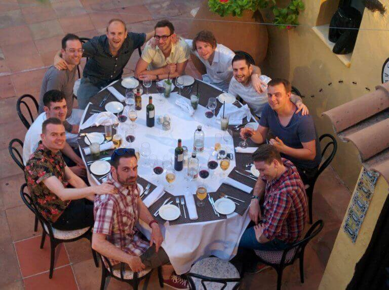 Palma Stag Do Ideas
