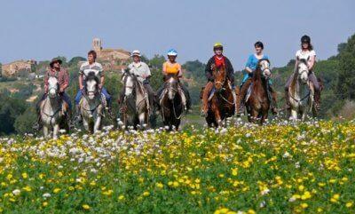 Horse Riding Trek