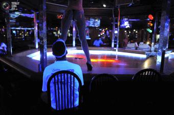 Barcelona Lap Dance Clubs