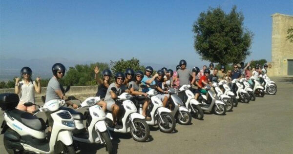 Ibiza Scooter Tour