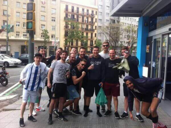 Madrid Stag Match