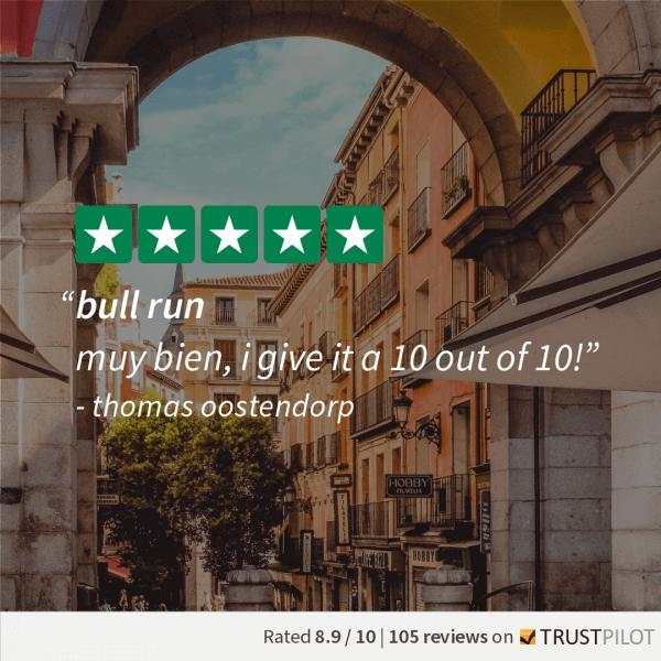 Trip Advisor Spain Event
