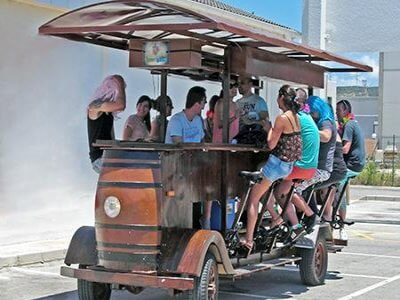 Malaga Beer Bike