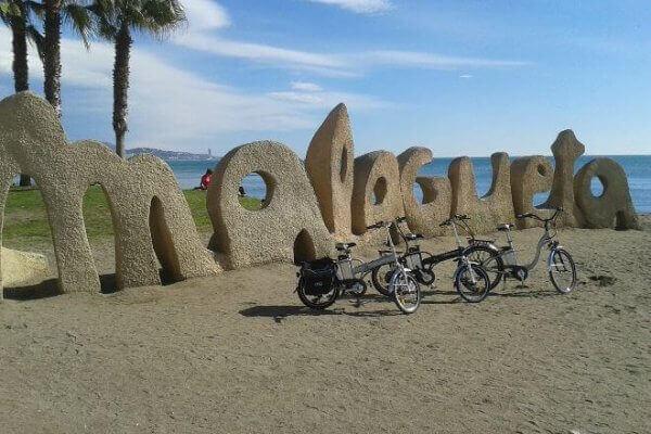 Malaga E-bike tour