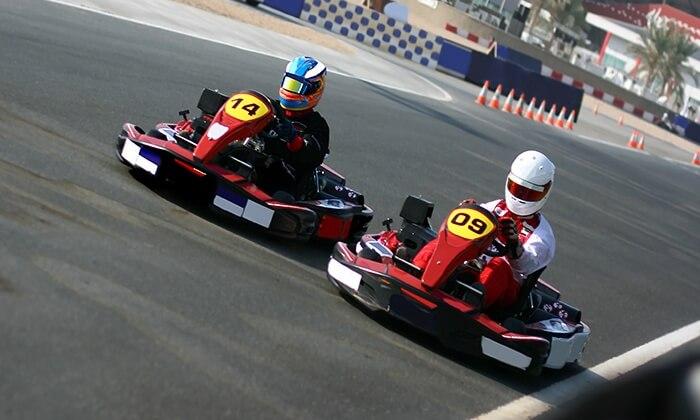 Go Karting Malaga