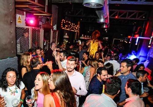 Malaga Bar Crawl