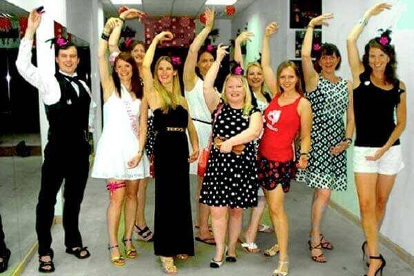 Valencia Flamenco Class