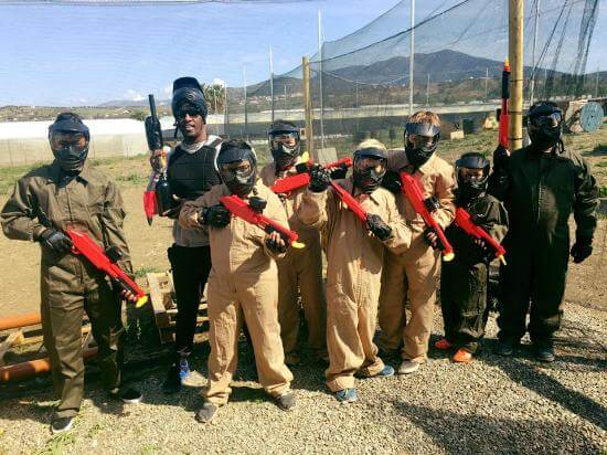 Palma Paintballing