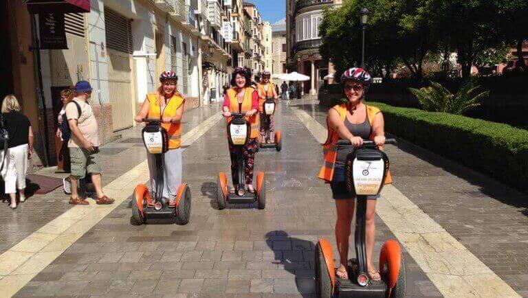 Malaga Segway Tour