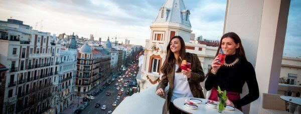 Top 5 ideas for a Madrid hen