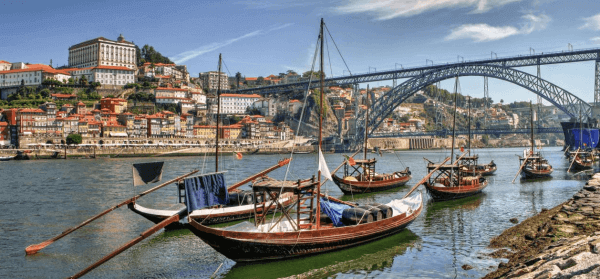 Porto Private River Boat