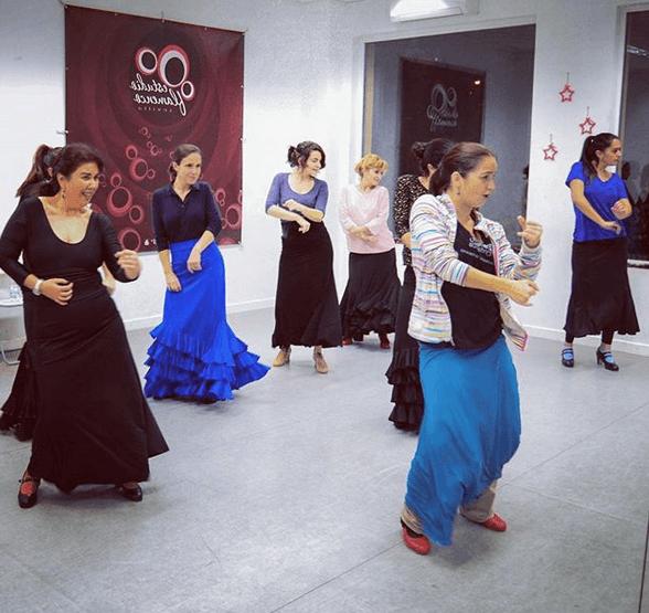 Seville Flamenco Class