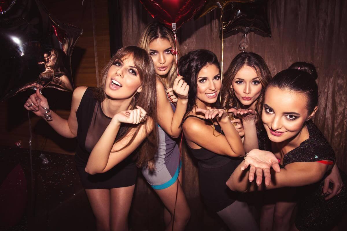 Телки с вечеринки — 9