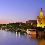 Seville Night Cruise