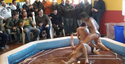 Chocolate Mud Wrestling Valencia