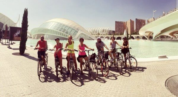 Valencia Cycle Tour