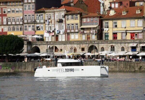Catamaran Oporto